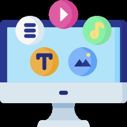 Microsoft 365 Development Icon